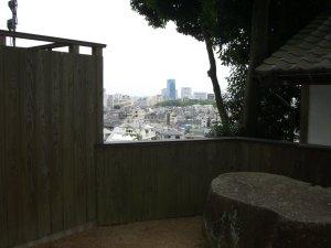 祇園神社 展望