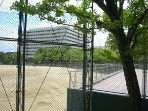 大倉山公園 野球場
