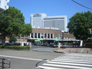 JR神戸駅 北口