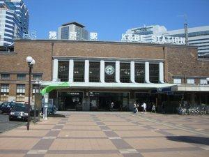 なにわ金融道の舞台となった神戸駅