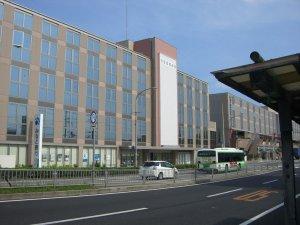 神戸市中央卸売市場があります