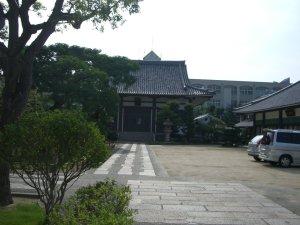 真光寺 本堂