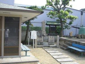能福寺 滝善三郎正信の碑