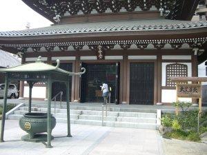 福海寺 本堂