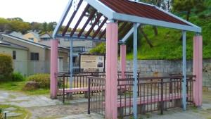 牧野植物研究所跡の碑 1
