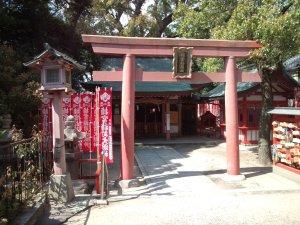 楠宮稲荷神社