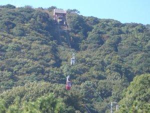 須磨浦公園 ロープウェー