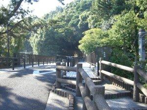 須磨浦公園 敦盛橋