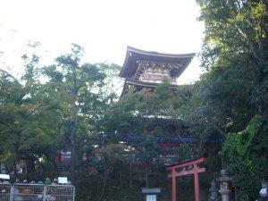 須磨寺 三重塔