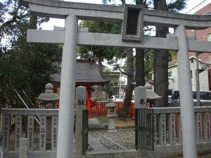 生田神社 松尾神社