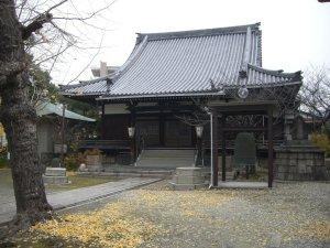 徳照寺 本堂