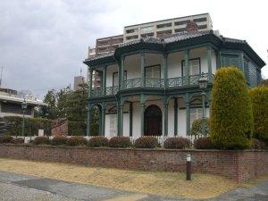 相楽園 旧ハッサム邸