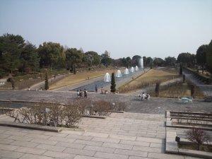 須磨離宮公園へやってきました