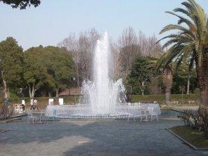 須磨離宮公園 大噴水