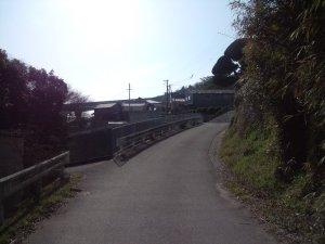 阪神高速31号神戸山手線が見えました