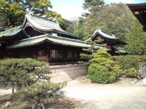 弓弦羽神社 本殿