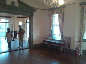 旧ハンター住宅 内部