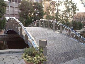 六甲アイランド 太鼓橋