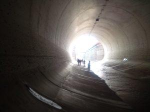 新湊川トンネル 2