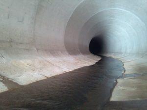 新湊川トンネル 1