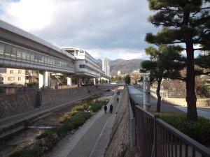 六甲ライナー・魚崎駅