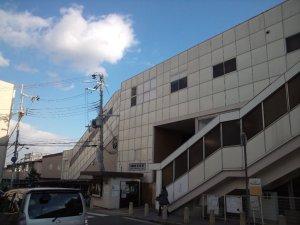 阪神・魚崎駅