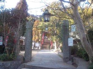 妙法寺にやってきました