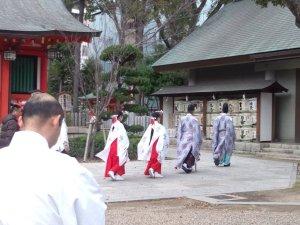 生田稲荷神社祭が始まります