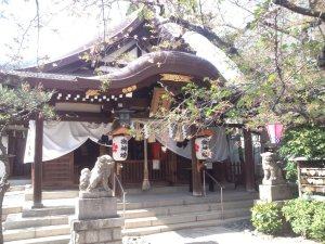 一宮神社 社殿