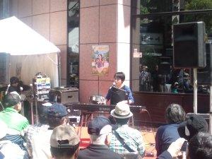 第14回新開地音楽祭 「amamori」さん