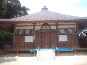 無動寺 本堂