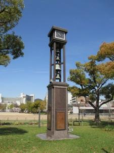 カリヨン時計塔