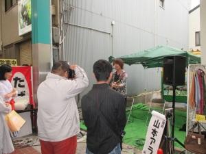 新開地音楽祭 山本アラタさん