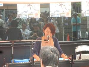 amamoriさん 新開地音楽祭2015
