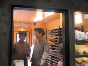 メロンパンの店「アルテリア・ベーカリー」 1