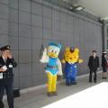 ポートターミナルに来ていたゆるキャラ 2