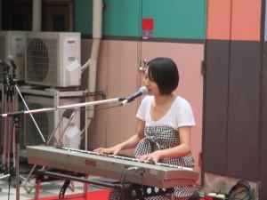 新開地音楽祭 2016 amamoriさん