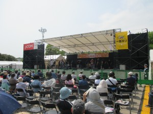 新開地音楽祭 メインステージ