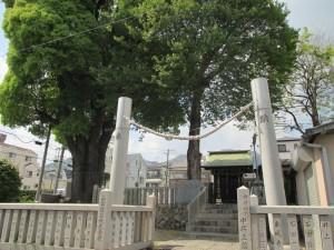 稗田水神社 2