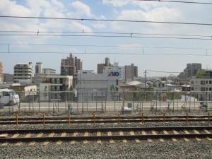 JR神戸線 摩耶駅 3