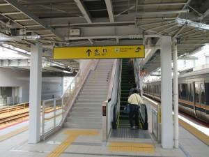 JR神戸線 摩耶駅 6