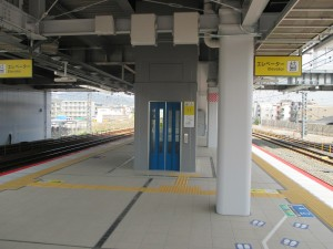 JR神戸線 摩耶駅 7