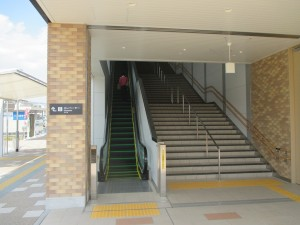 JR神戸線 摩耶駅 13