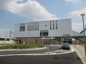 JR神戸線 摩耶駅 14
