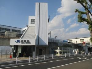 JR神戸線 摩耶駅 15