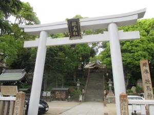 敏馬神社 2