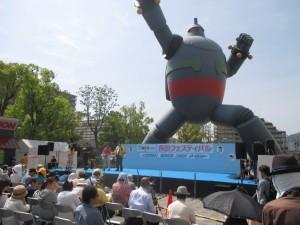 長田フェスティバル 8