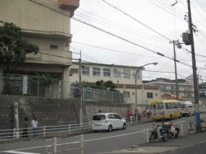 荒田小学校跡 1