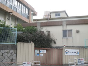 荒田小学校跡 2