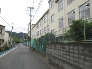 荒田小学校跡 3